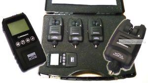 Набор беспроводных электронных сигнализаторов Kosadaka W121S