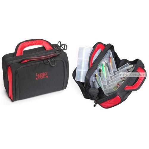 Сумка Рыболовная LUCKY JOHN STREET FISHING TACKLE BAG LJ-106