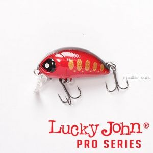 Воблер  LJ Pro Series HAIRA TINY 44F 4,4 см / 7 гр / цвет 202 / до 0,3 м Shallow Pilot