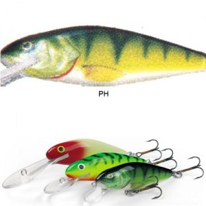 Воблер Salmo PERCH DR 80 цвет PH / до 2,5 м