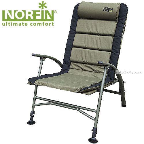 Кресло карповое Norfin BELFAST N
