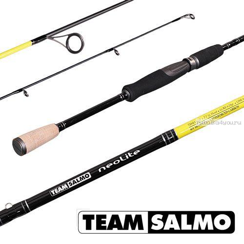 Спиннинг. Team Salmo NEOLITE 2.65м / тест 7-32г