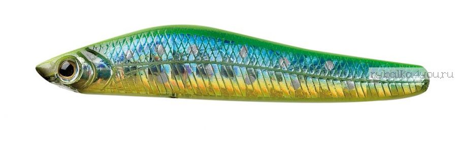 Воблер тонущий Molix  Jubarino 50мм / 2.5 гр / до 0.3-0.8 м  цвет  28