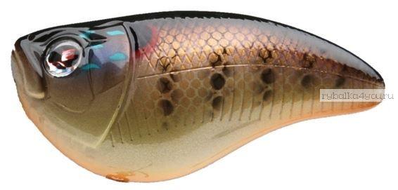 Воблер Sebile плавающий CRANKSTER MR 35мм / 3гр /  до 0.45m цвет NBG