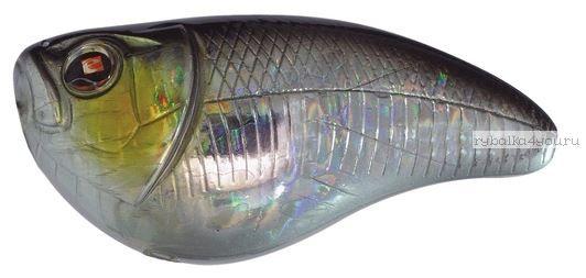 Воблер Sebile плавающий CRANKSTER MR 35мм / 3гр /  до 0.45m цвет O