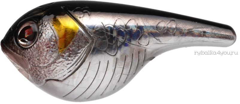 Воблер Sebile D&S CRANK  70мм / 22,5гр /  до 6.6м цвет O