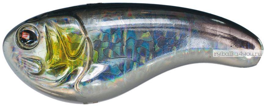 Воблер Sebile FLATT SHAD 35mm / 2гр /  дo 0.15m цвет O