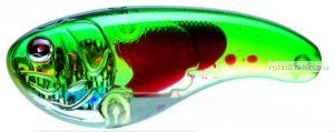 Воблер Sebile FLATT SHAD 96mm / 40гр /  дo 1.6m цвет BRG