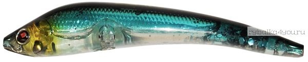 Воблер Sebile KOOLIE MINNOW ML 102mm / 15,3 гр /  до 1,8м цвет PZ