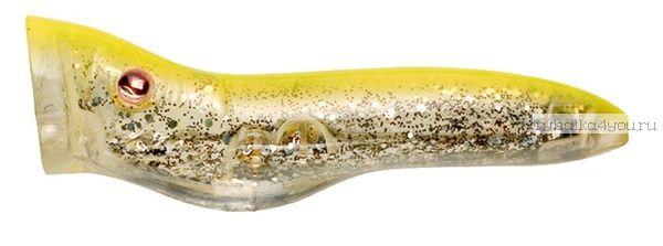 Поппер Sebile Splasher 90FT 90 мм  / 17,4 гр / поверхностный / цвет PU