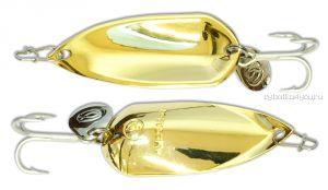 Блесна Kosadaka Grav Spoon 35мм /  6 грамм /  Gold
