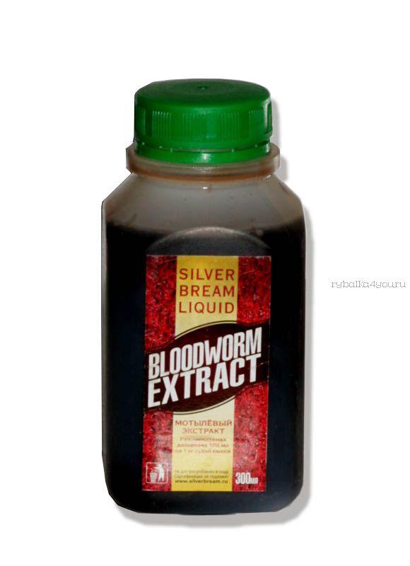 Ароматизатор Silver Bream Liquid Мотыль 300мл