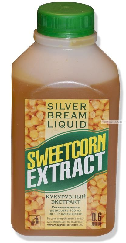 Ароматизатор Silver Bream Liquid Кукуруза 600мл
