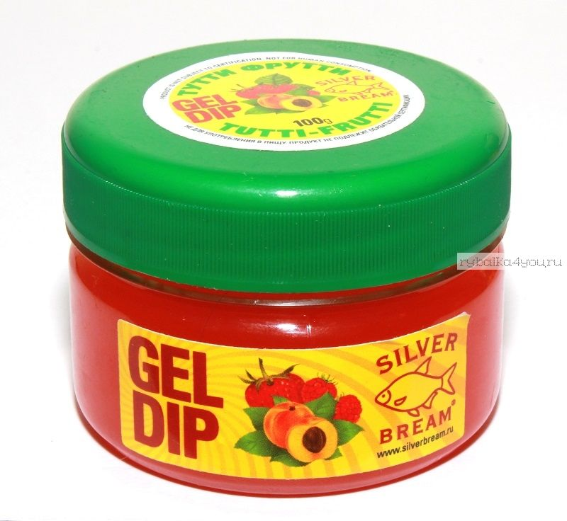 Гель Silver Bream Gel Dip Тутти-Фрутти 100гр