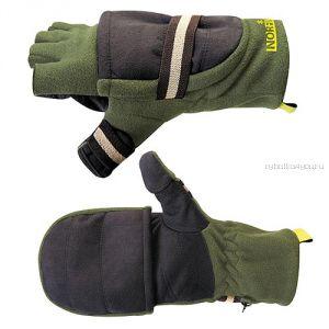Перчатки-варежки Norfin отстегиващиеся 703080