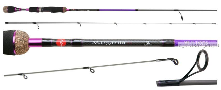 Спиннинг Aiko Margarita II 205 L 205 см 1-10 гр