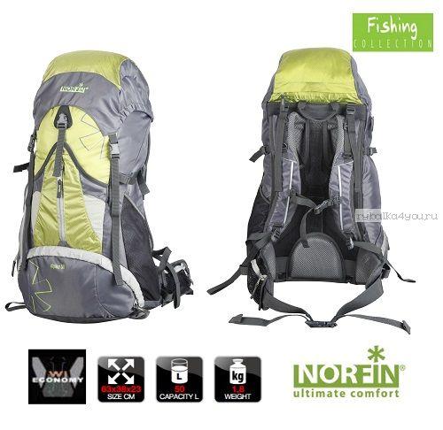 Рюкзак Norfin ALPIKA 50 NF