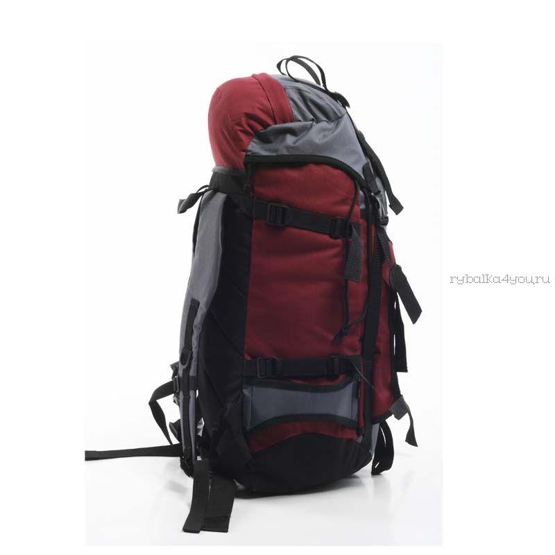 Рюкзак PRIVAL Маршрутный 45 литров Красный