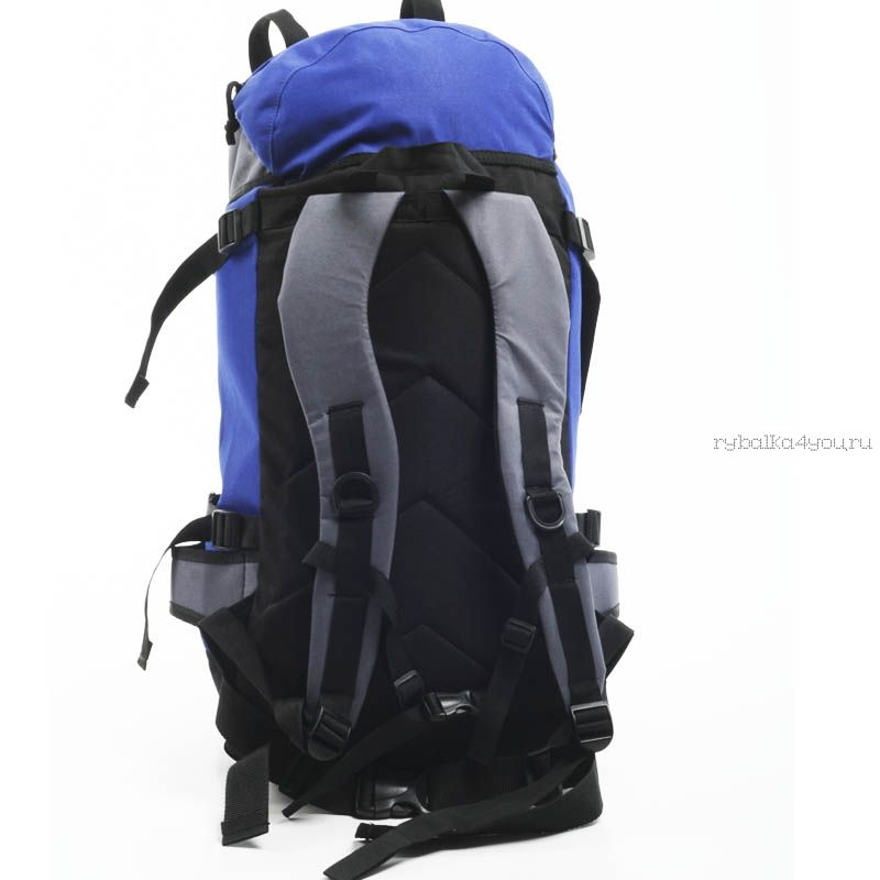 Рюкзак PRIVAL Маршрутный 45 литров Синий