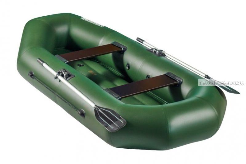 Лодка ПВХ АКВА Оптима 260 нд (надувное дно)