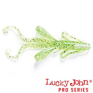 "Твистер Lucky John Pro Series HOGY HOG 1,6"" / 41 мм / цвет 037 / 10 шт"