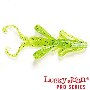 "Твистер Lucky John Pro Series HOGY HOG 1,6"" / 41 мм / цвет 071 / 10 шт"