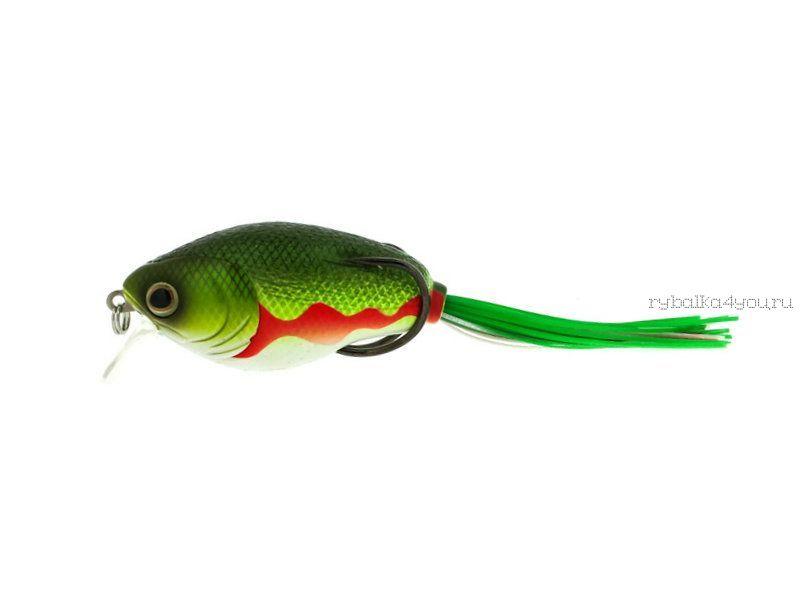 Воблер-гибрид Supernato 70мм / 20 гр /  цвет 140 Bloody Fish