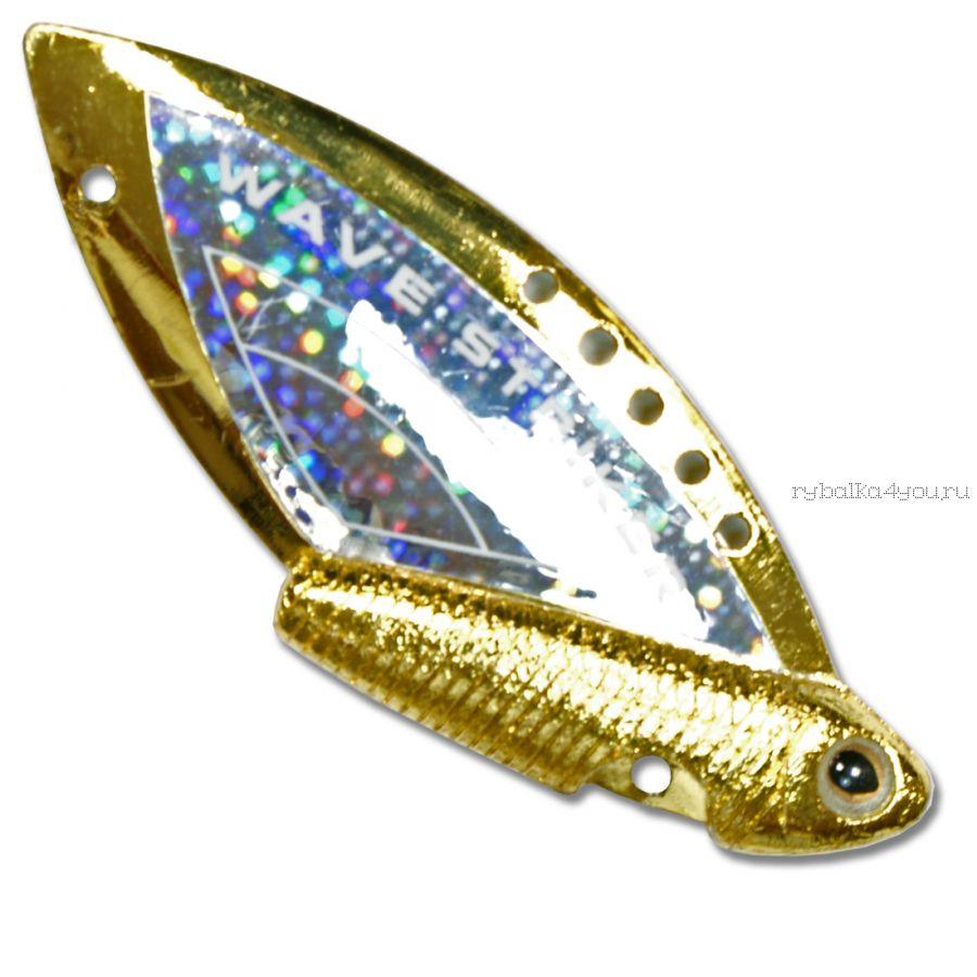 Цикада Kosadaka Wave Striker  / 21гр /  цвет Gold Silver