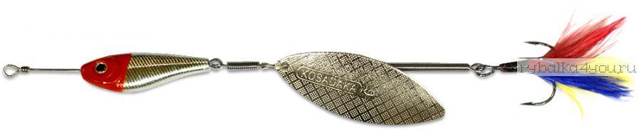 Блесна Kosadaka Quant V2 №1 6гр / цвет RH-Silver