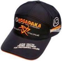 Бейсболка Kosadaka Smart Tackle (джинса черная)