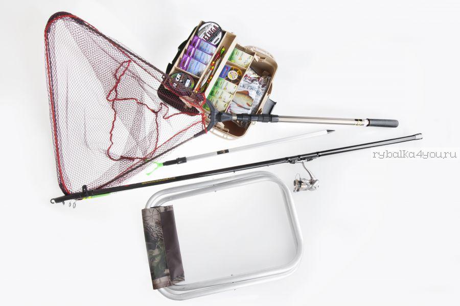"""Поплавочный рыболовный комплект """"Carbon 500"""""""