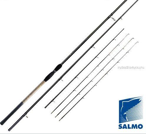 обзор удилища salmo elite feeder