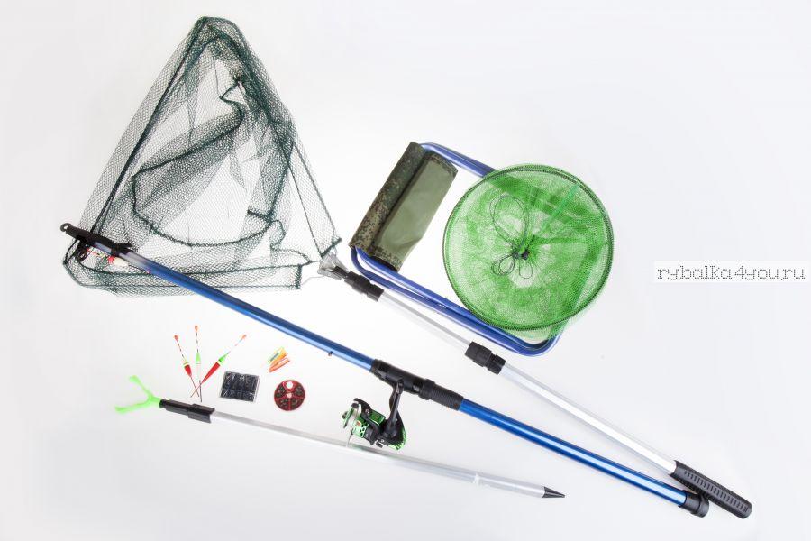 """Поплавочный рыболовный комплект """"Simple 500"""""""