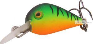 Воблер D.A.M. Baby Boomer 23 мм / 2.5 гр / цвет: Fire Shark