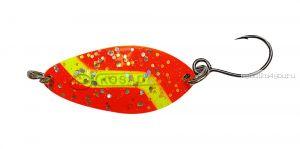 Блесна Kosadaka Buggy (одинарный крючок) 32 мм / 4,5 гр / цвет OY