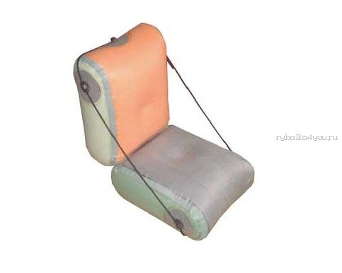 как сделать сиденье со спинкой на надувную лодку
