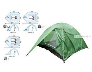 Палатка Reisen Muritz 3 (olive)