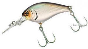 Воблер Jackall  Aska 45 MR 45 мм / 5,7 гр /плавающий / цвет: shibu silver