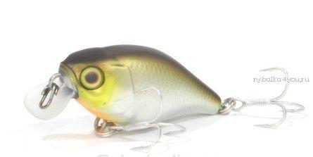 Воблер Jackall Chubby 38 38 мм / 4 гр / плавающий / цвет: hl matt roach