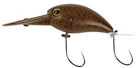 Воблер Jackall Panicra MR-HF 32 мм / 2,8 гр / плавающий / цвет:  tackey brown