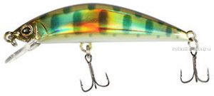 Воблер Jackall Tricoroll 67HW  67 мм / 6,3 гр /плавающий / цвет:  gold yamame