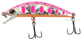 Воблер Jackall Tricoroll 67HW  67 мм / 6,3 гр /плавающий / цвет:  pink yamame