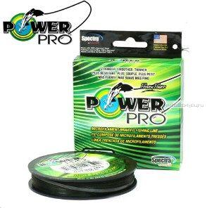Леска плетёная Power Pro Moss Green 135 м