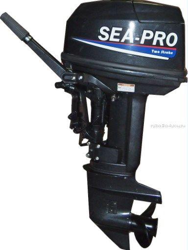 Подвесной лодочный мотор 2-х тактный SEA-PRO T 25S / 25 л.с. / 53 кг.