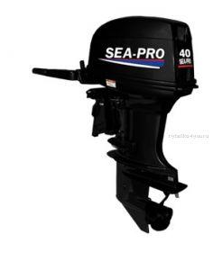 Подвесной лодочный мотор 2-х тактный SEA-PRO Т 40S&E   / 40 л.с. / 74 кг.