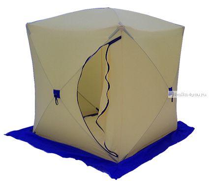 Палатка КУБ 1, двухслойная (СТЭК - 47493)