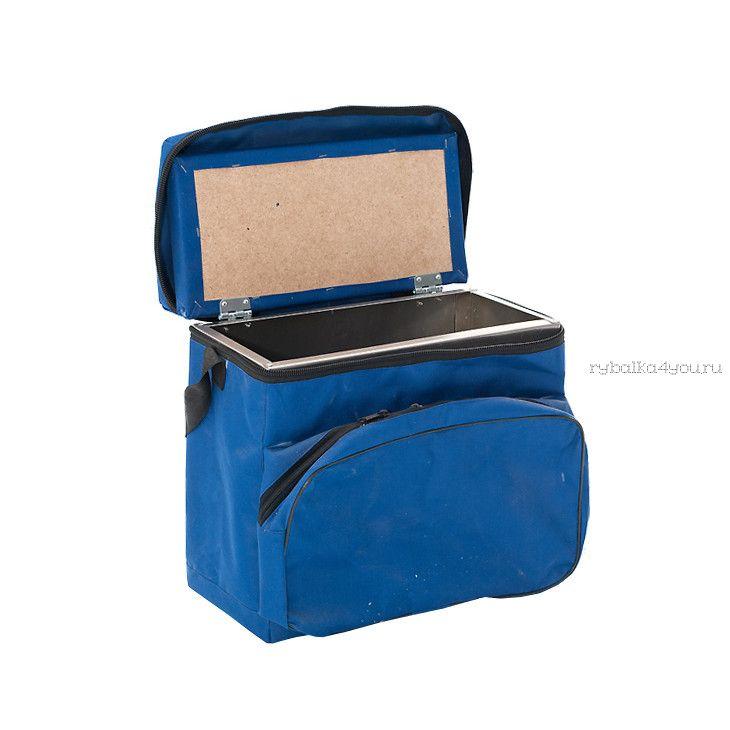Ящик СТЭК алюминиевый с сумкой 18л, 310х300х190 (1,0мм) (арт.32992)