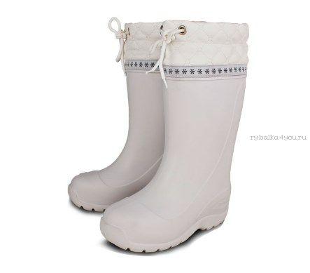 Сапоги зимние женские Вездеход  Умка  СВ 70 (белые) -40