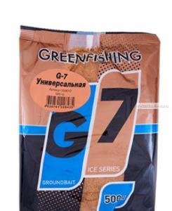 Прикормка Greenfishing G7 Ice Универсальная 500 гр