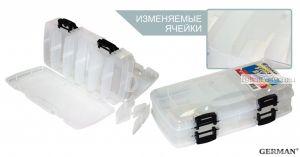 """Коробка для приманок German """"Storage Baits"""" 12-18 (GR-004235)"""